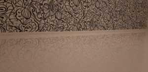 полимерный белый пол